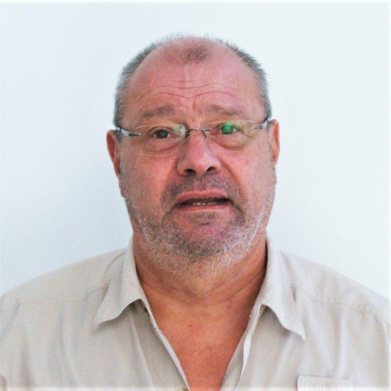 Portret van Peter Van Mossevelde
