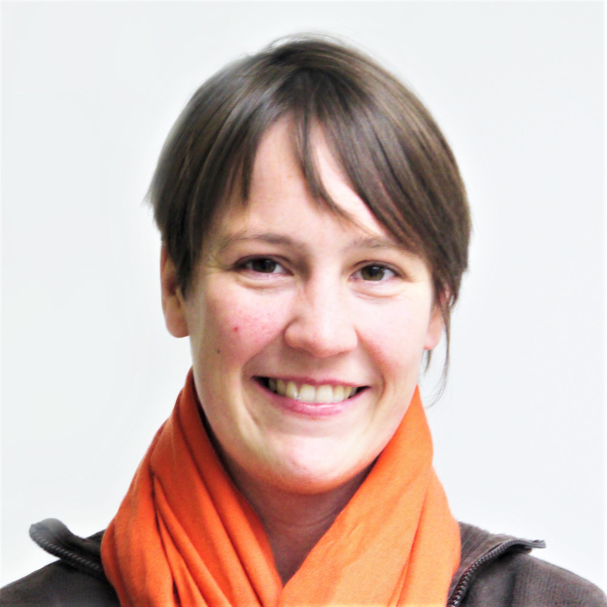Portret van Nele Vandenbulcke