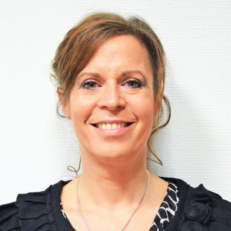 Portret van Karolien Vandijck