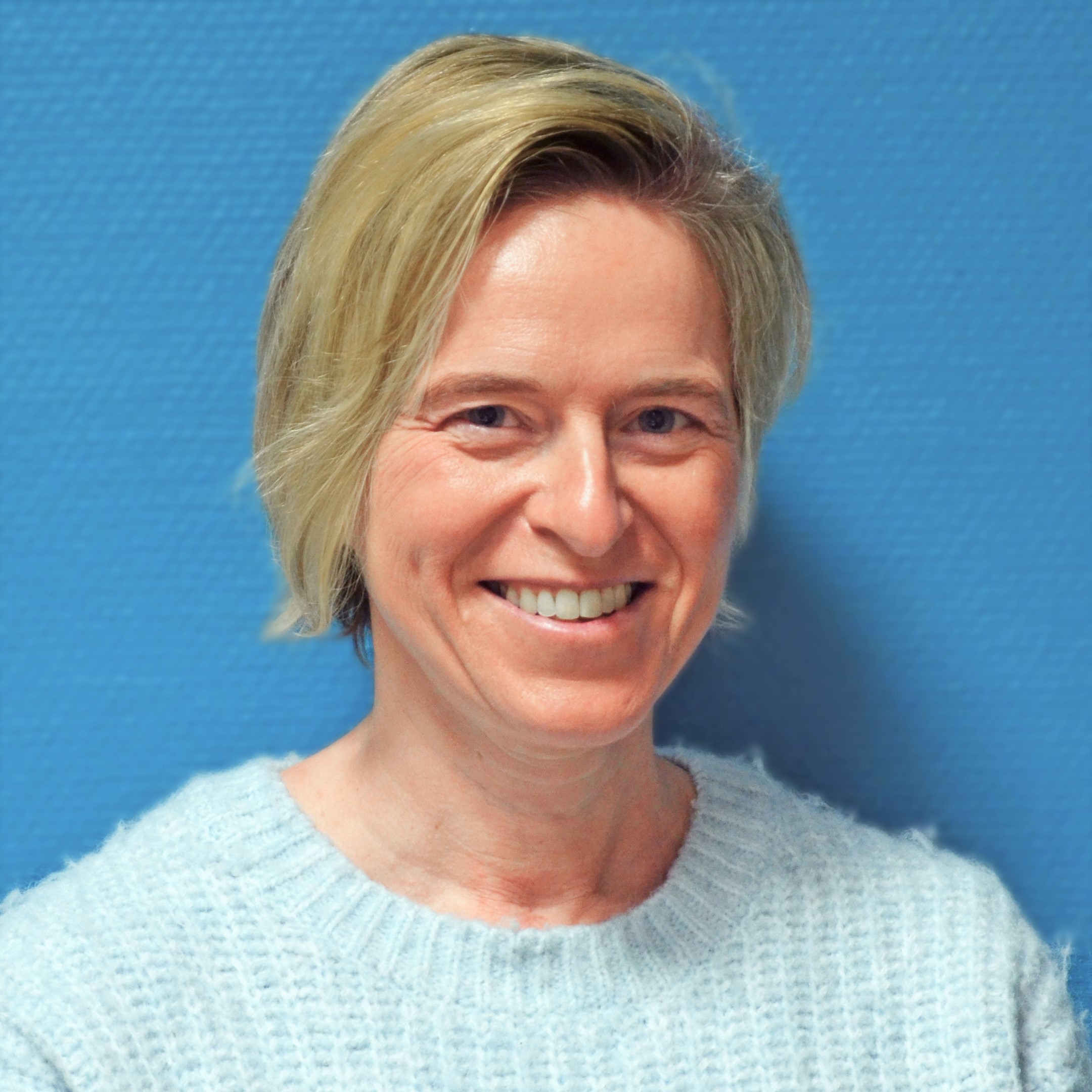 Portret van Hilde Brondeel