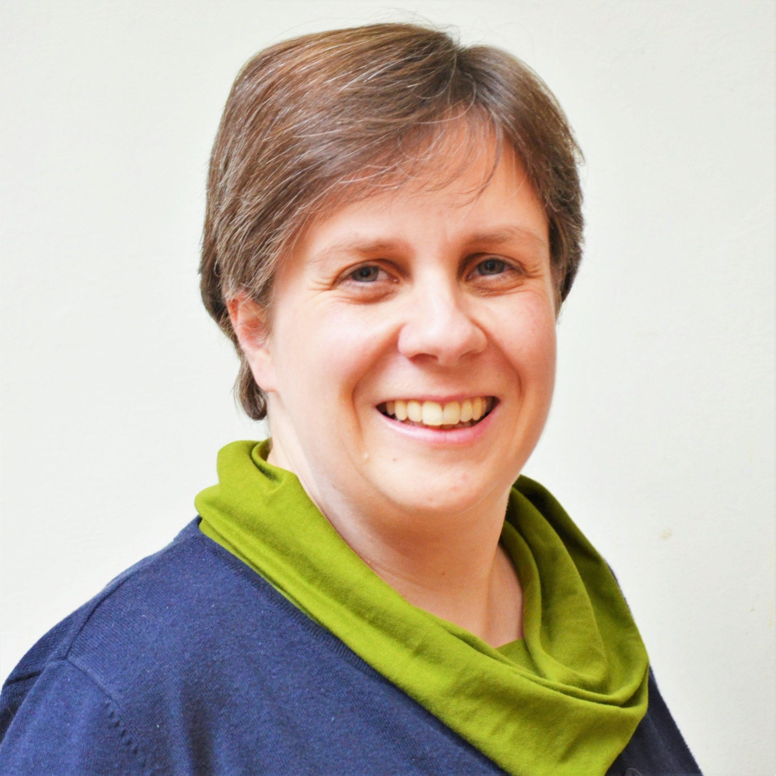 Portret van Katrien Van Hamme