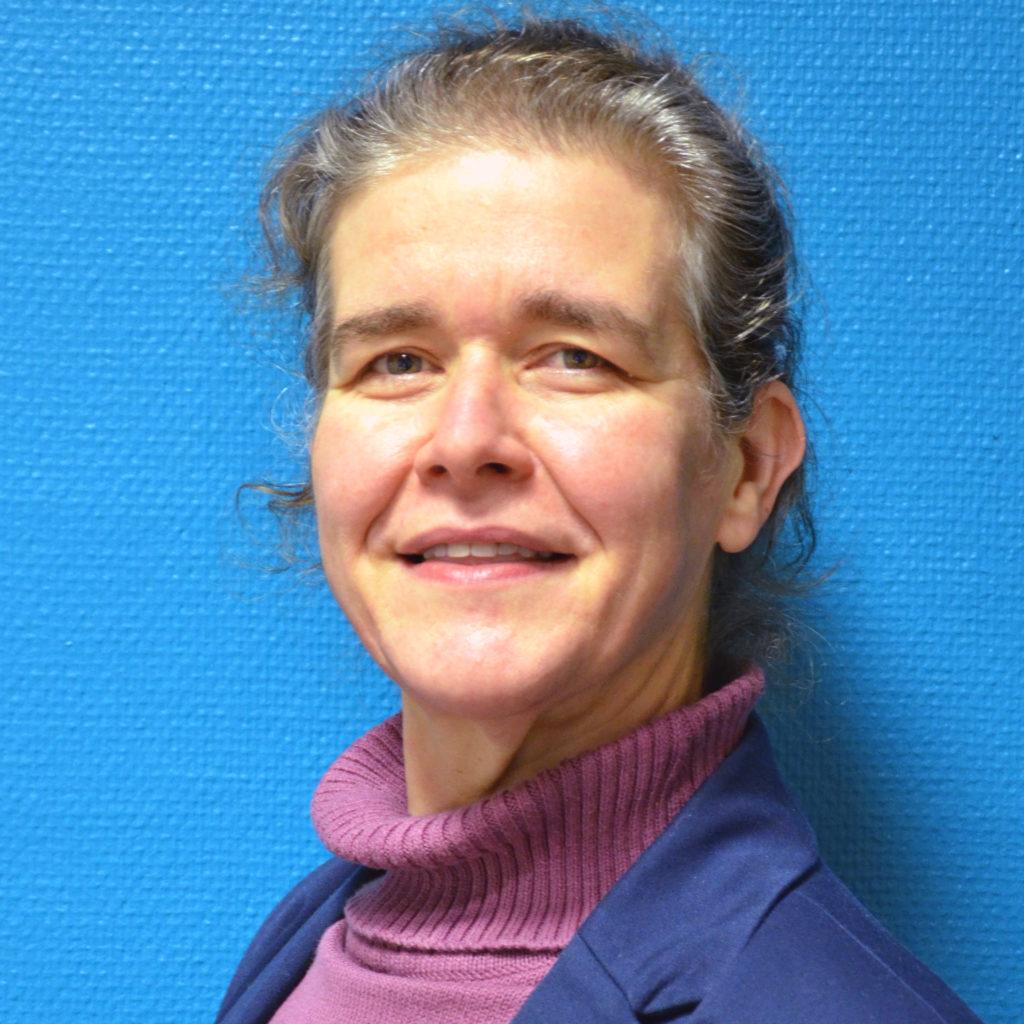 Portret van Valerie Bellen