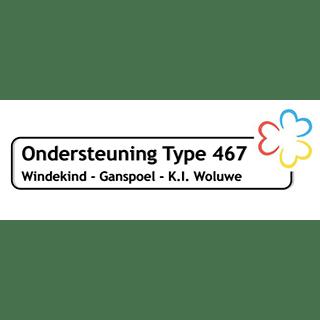 Logo Ondersteuning Type 467