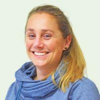 Portret van Liesbeth Adriaensen