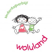 Logo kinderdagverblijf Woluland lineal